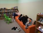 Gminna Biblioteka Publiczna w Staninie - V Noc Bibliotek