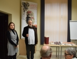 Gminna Biblioteka Publiczna w Staninie - Spotkanie autorskie z Franciszkiem J.Klimkiem