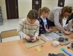 Gminna Biblioteka Publiczna w Staninie - Warsztaty ceramiczne 2019
