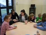 Gminna Biblioteka Publiczna w Staninie - Warsztaty z układania Kostki Rubika