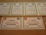 Nagrody przyznane - Konkurs Regionalny