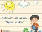 """Gminna Biblioteka Publiczna w Staninie - Konkurs dla dzieci """"Niezłe ziółko"""""""