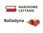 """Narodowe Czytanie 2020 - """"Balladyna"""""""