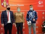 Gminna Biblioteka Publiczna w Staninie - I Gminny Konkurs Wiedzy o Sporcie i Zdrowym Stylu Życia rozstrzygnięty