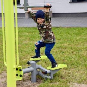 Nowy Plac zabaw przy GBP Stanin